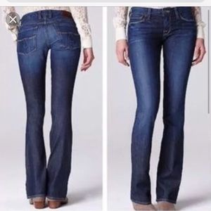 Lucky Brand Lola Boot cut long jeans